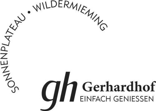 Gerhardhof Einfach geniessen - Logo - Sonnenplateau Camping Gerhardhof GmbH - gerhardhof.com