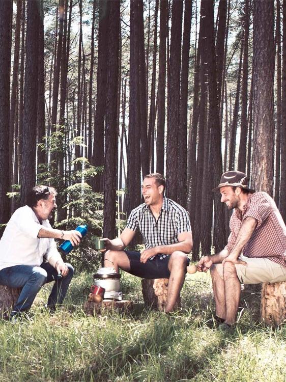 Über uns - Startseite - Sonnenplateau Camping Gerhardhof GmbH - gerhardhof.com