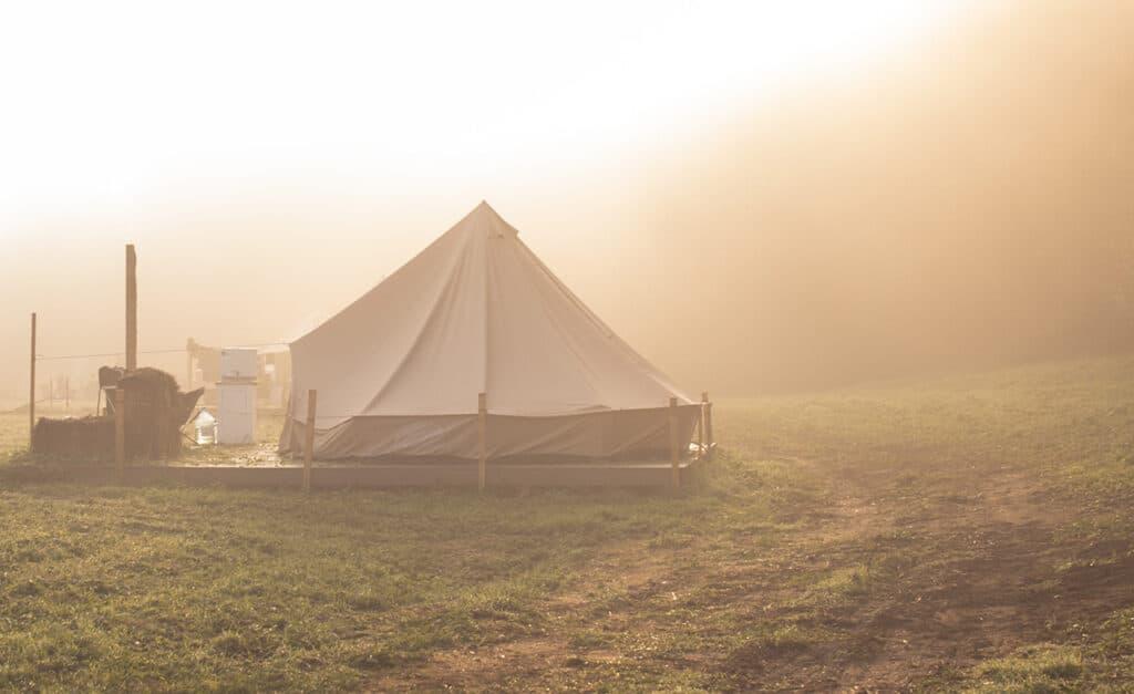 Glamping - Urlaub am Gerhardhof - Sonnenplateau Camping Gerhardhof GmbH - gerhardhof.com