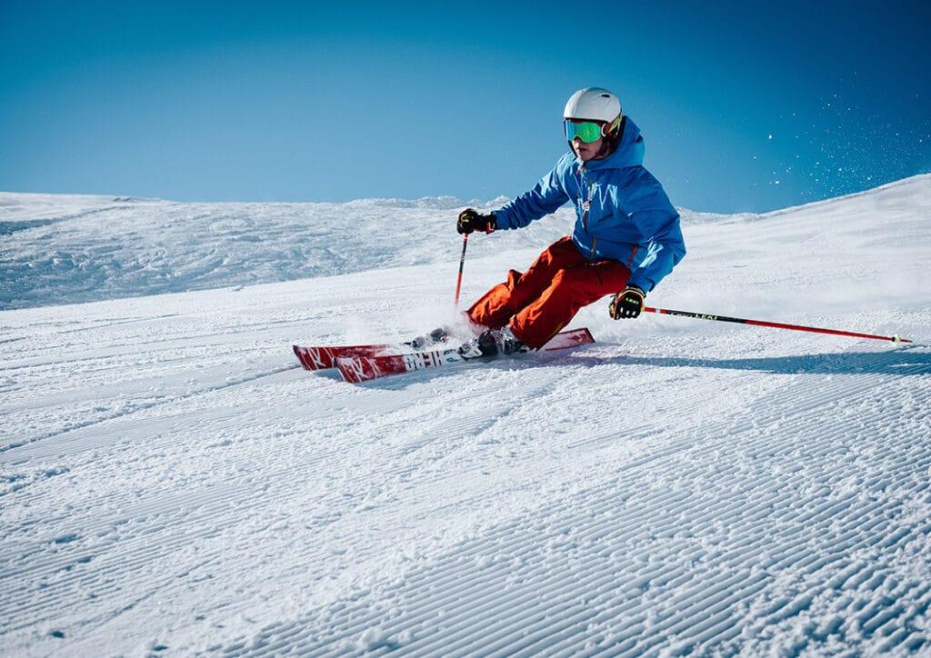 Sonnenplateau Camping Gerhardhof GmbH - Sport und Freizeit - Winteraktivitäten - Schi und Snowboard - Startbild - Bild