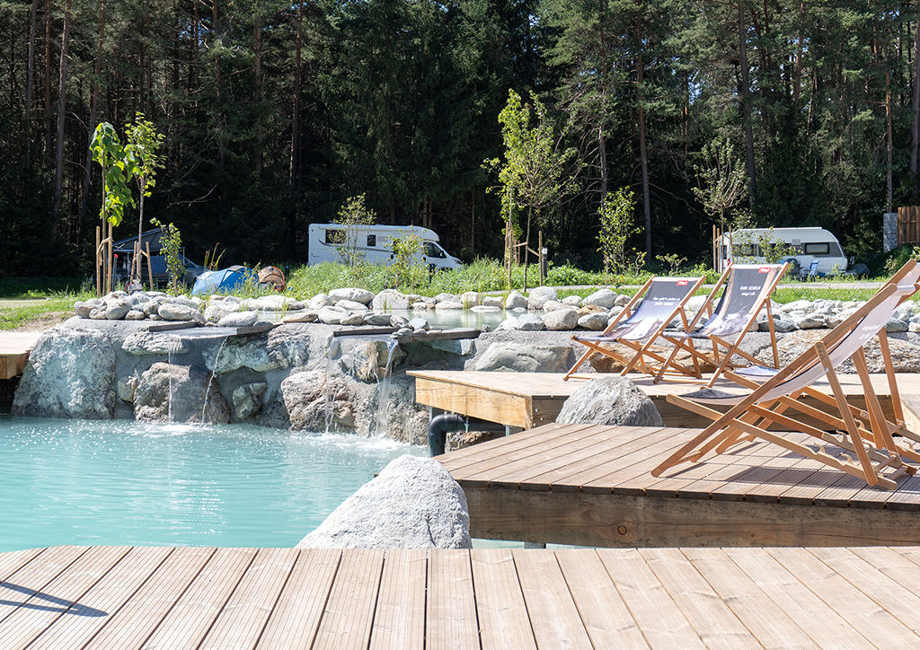 Sonnenplateau Camping Gerhardhof GmbH - Camping - Sommercamping - Startbild - Foto