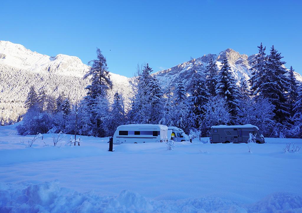 Sonnenplateau Camping Gerhardhof GmbH - Camping - Wintercamping - Startbild - Foto