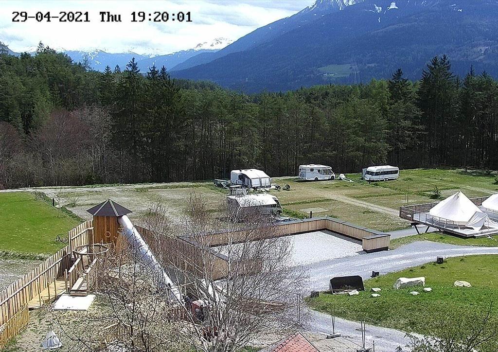 Sonnenplateau Camping Gerhardhof GmbH - Infos und Kontakt - Wetter und Webcam - Bild