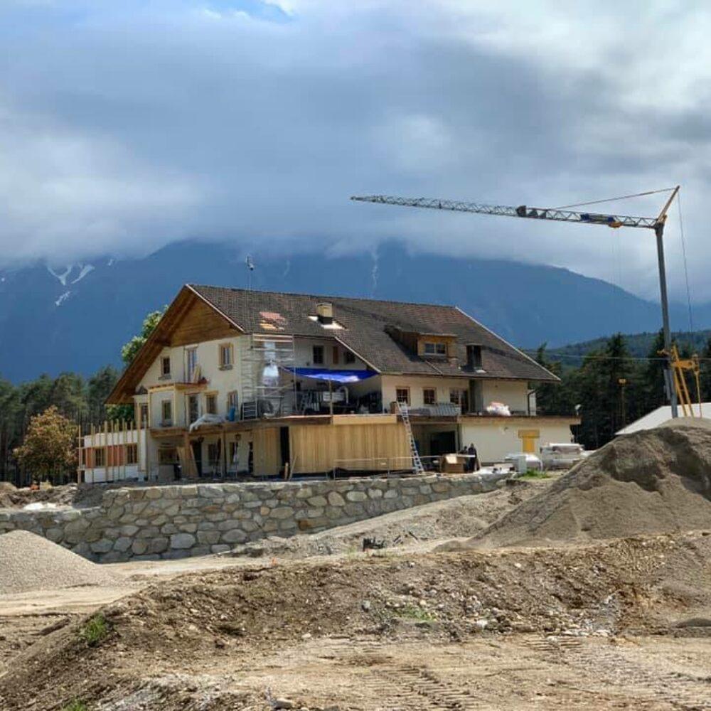 Gerhardhof-Tirol-Bau